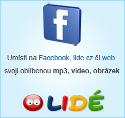 Vlo� si mp3, video, obr�zek na profil